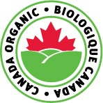 Canada Organic Candy Certified