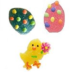 Easter decorative jelly candies