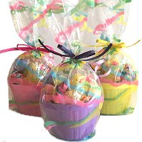 Easter Mini Candy Gift Basket