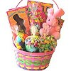 Easter candy git baskets