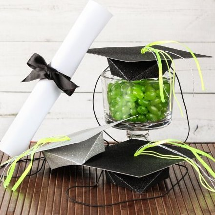 Graduation Party and Gift Guide - Graduation Party Hats
