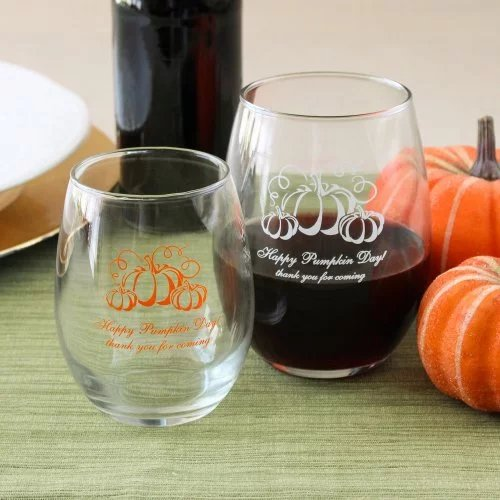 Personalized Halloween Party Supply Ideas