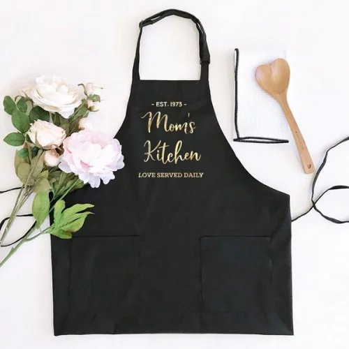 Mother's Day Gift Guide - Personalized Women's Apron