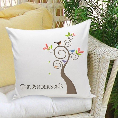 Mother's Day Gift Guide - Personalized Throw Pillow