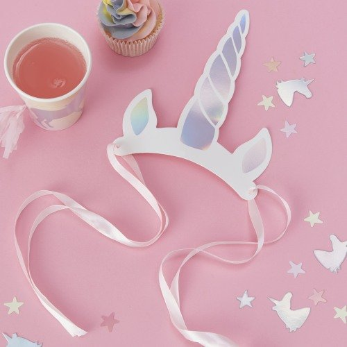 Unicorn Birthday Party Headband