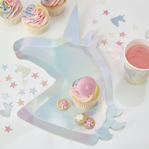 Unicorn Shaped Plate