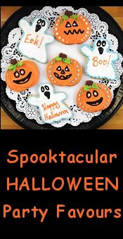 Spooktacular Halloween Party Favours