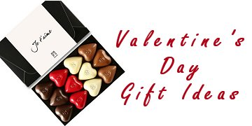 Valentine's Day Party Favours and Gift Ideas