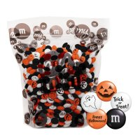 Halloween Party Favour Guide - M&M'S® Personalized Halloween Candy Blend