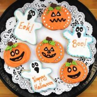 Halloween Party Favour Guide - Personalized Halloween Cookies