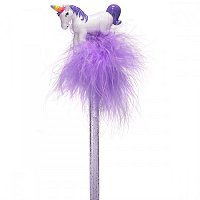 Unicorn Magical Party Supplies - Unicorn Feather Pen