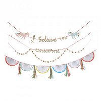 Unicorn Magical Party Supplies - Unicorn Garland