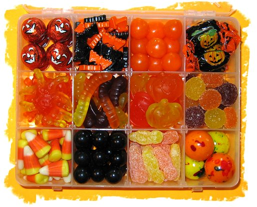 Halloween Spellbinding Candy Kit
