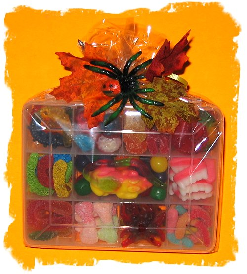 Halloween Bonbonnieres-Gift Baskets