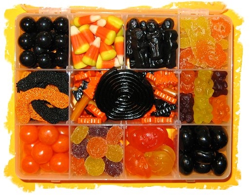 Halloween Bewitching Candy Kit