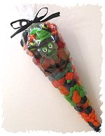 Halloween Candy Cone