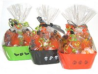 Halloween Wriggly Jiggly Candy Bucket