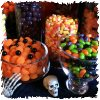 Halloween Candy Bar Kit