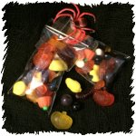 Halloween Poltergeist Pack Candy Bags