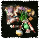 Halloween Transilvania Pack Candy Bags