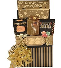 Christmas Gift Baskets - Happy Holiday Gift Box