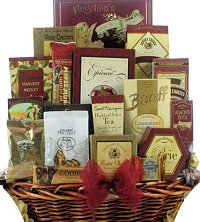 Christmas Gift Baskets - The Finer Things