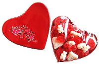 Valentine Gift Packaging and Baskets