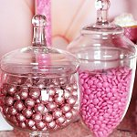 Candy Buffet Glass Jars and Supplies